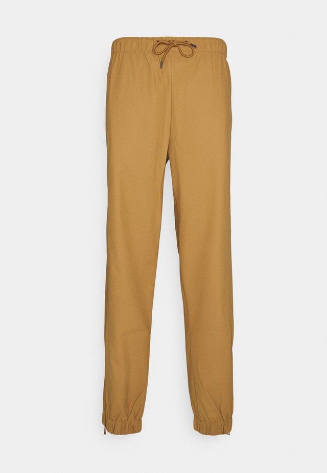 PANTS UNISEX - Kalhoty - khaki