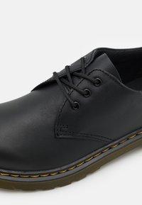 Dr. Martens - 1461 UNISEX - Lace-ups - black softy - 5