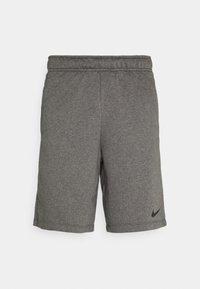 SHORT - Pantaloncini sportivi - charcoal heather/black