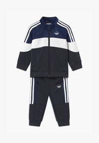adidas Originals - SET UNISEX - Dres - black/blue - 0
