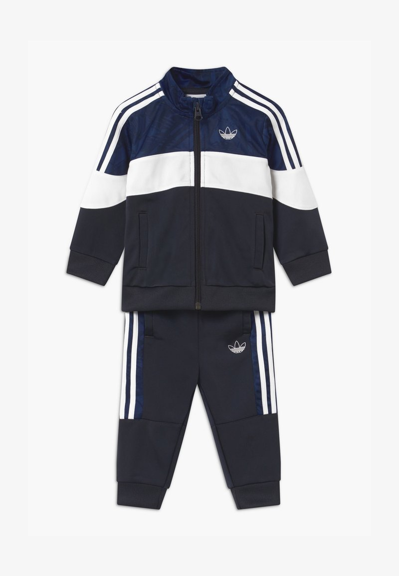 adidas Originals - SET UNISEX - Dres - black/blue
