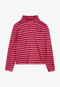 O'Neill - Fleece jumper - pink aop w/ black - 0