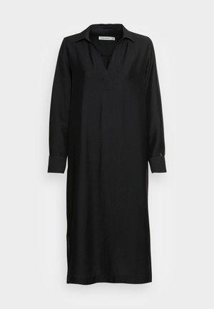DRESS BRITTA - Maxi dress - black