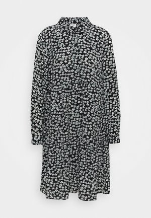 JDYPIPER DRESS - Kjole - black/white