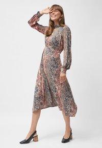 Next - Day dress - multi coloured - 0