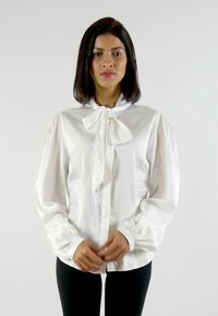Aline Celi - MARI - Button-down blouse - white - 0