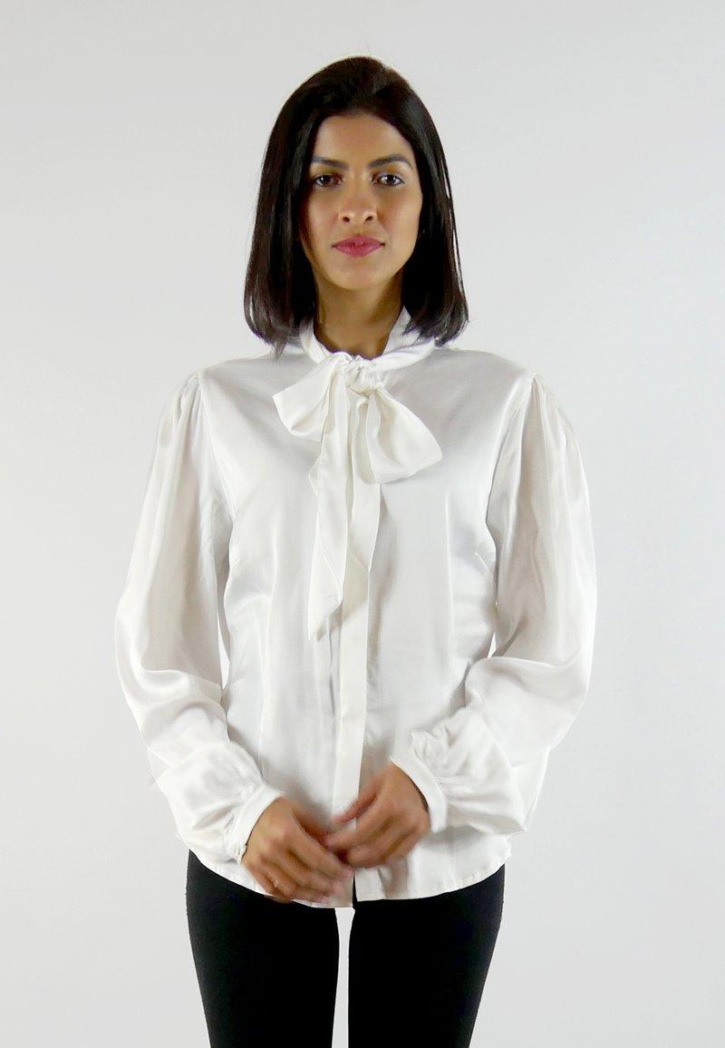Aline Celi - MARI - Button-down blouse - white