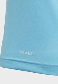 adidas Performance - EQUIPMENT T-SHIRT - Print T-shirt - turquoise - 4