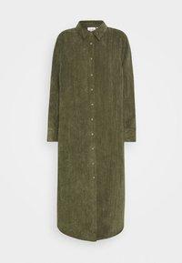 Another-Label - VANDERDISE DRESS - Košilové šaty - winter moss - 5