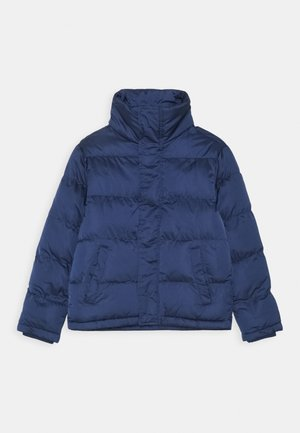 TEENS SHINY PUFFER JACKET - Winter jacket - dk blau