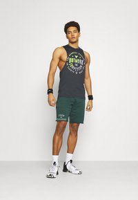 Under Armour - PROJECT ROCK OUTWORK TANK - Top - pitch gray - 1