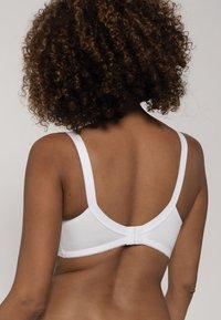 DORINA - MONICA  - Triangel BH - white - 1
