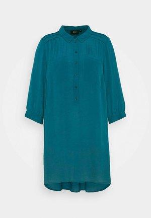 XMAISY TUNIC - Chemisier - maroccan blue