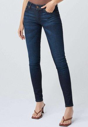 PUSH UP SKINNY - Jeans Skinny Fit - blau