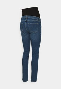 Anna Field MAMA - Jeans Skinny Fit - blue denim - 1
