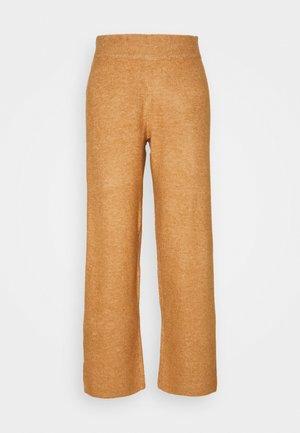 YASSELLIS PANT ICON - Trousers - sandstorm melange