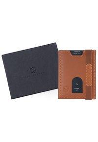 VON HEESEN - Wallet - cognac (genarbt) - 3