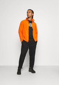 The North Face - M 100 GLACIER FULL ZIP - EU - Giacca in pile - flame - 1