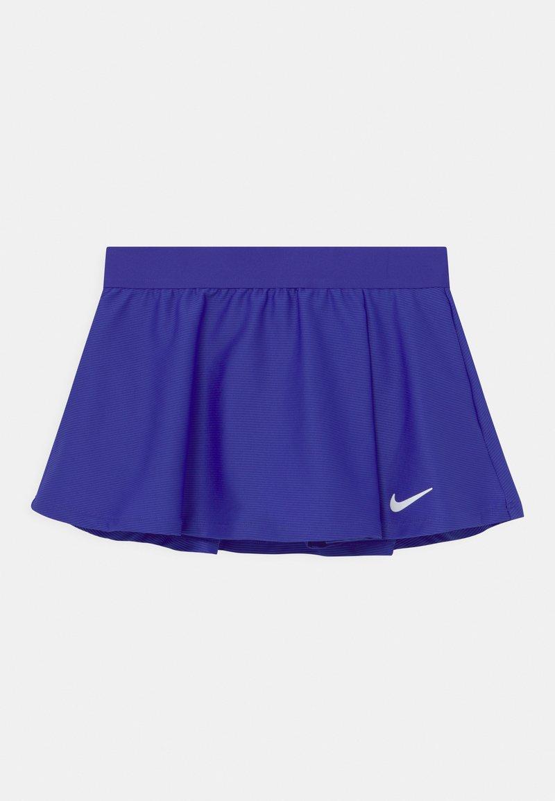 Nike Performance - FLOUNCY  - Sportovní sukně - concord/white