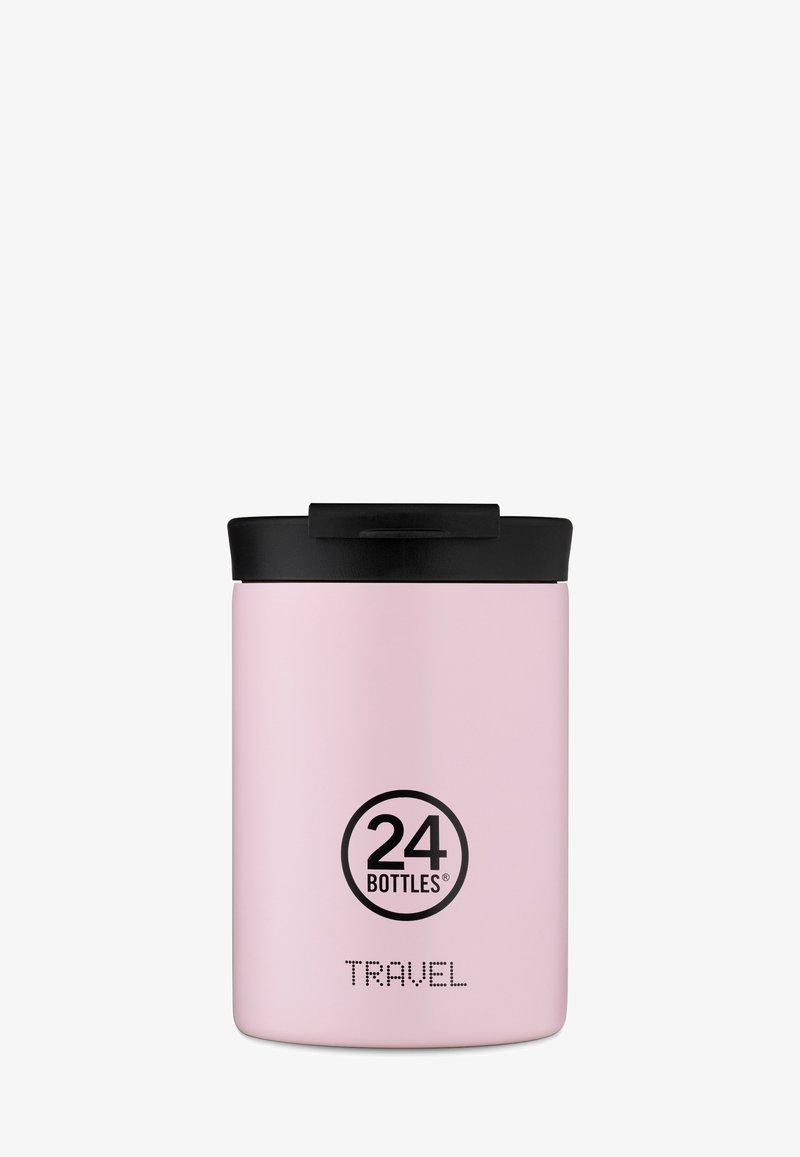 24Bottles - TRINKBECHER TRAVEL TUMBLER PASTEL - Drink bottle - rosa