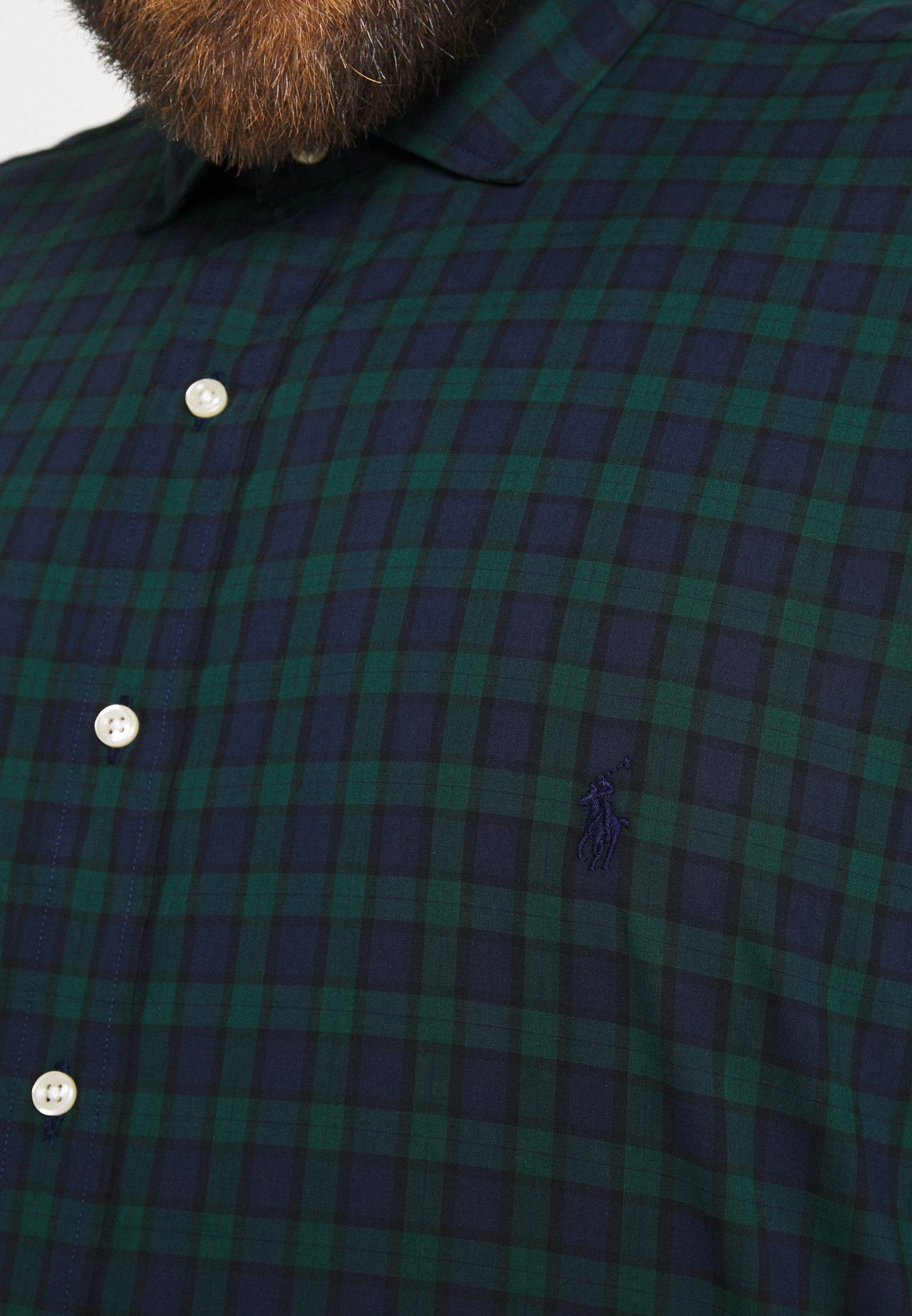 Uomo LONG SLEEVE SPORT SHIRT - Camicia