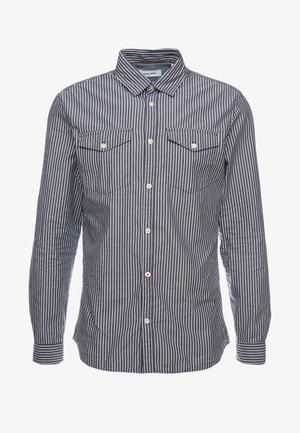 JJEMIL - Shirt - navy blazer/white