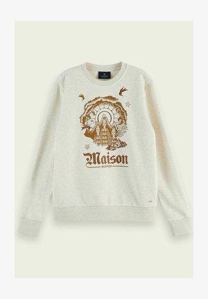 Sweater - ecru melange
