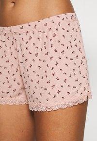 Hunkemöller - SHORT SET - Pyjama set - misty rose - 5