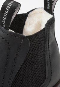 Shepherd - CISSI - Platform ankle boots - black - 5