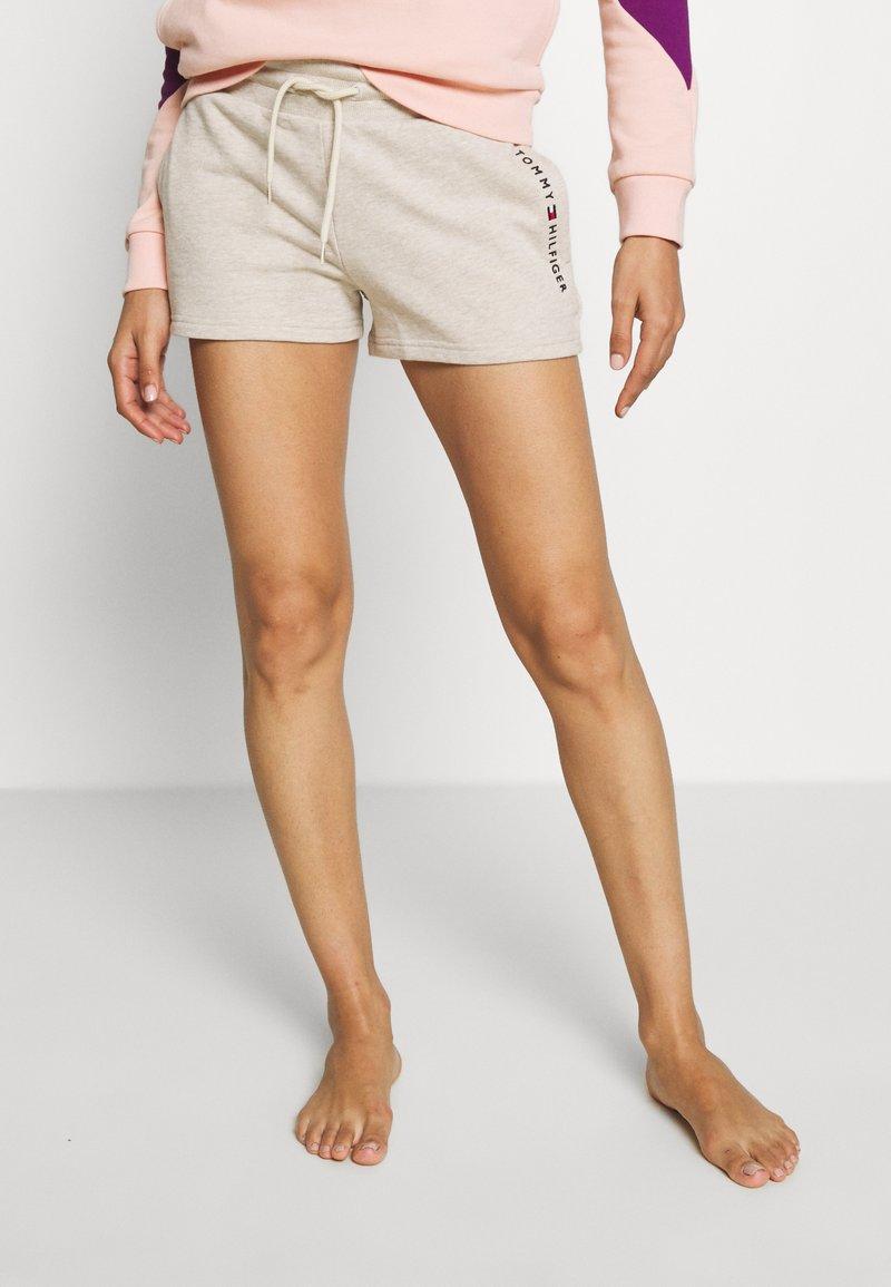 Tommy Hilfiger - ORIGINAL  - Pyjama bottoms - oatmeal heather