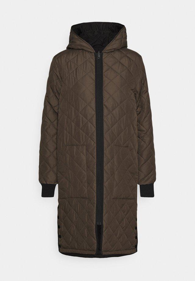 FENYA - Zimní kabát - dark army