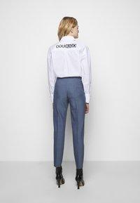 HUGO - HEDIAS - Kalhoty - bright blue - 2