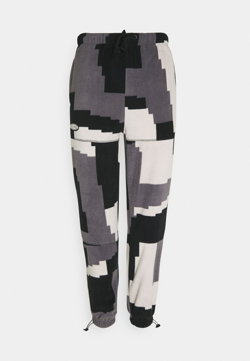 Grimey - DULCE POLAR PANTS UNISEX - Tracksuit bottoms - grey