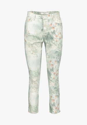 "DAMEN HOSE ""MARY S"" VERKÜRZT - Trousers - oliv (45)"