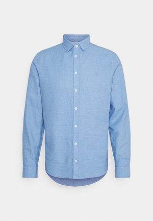 ANTON DETACHABLE COLLAR - Košile - della robbia blue