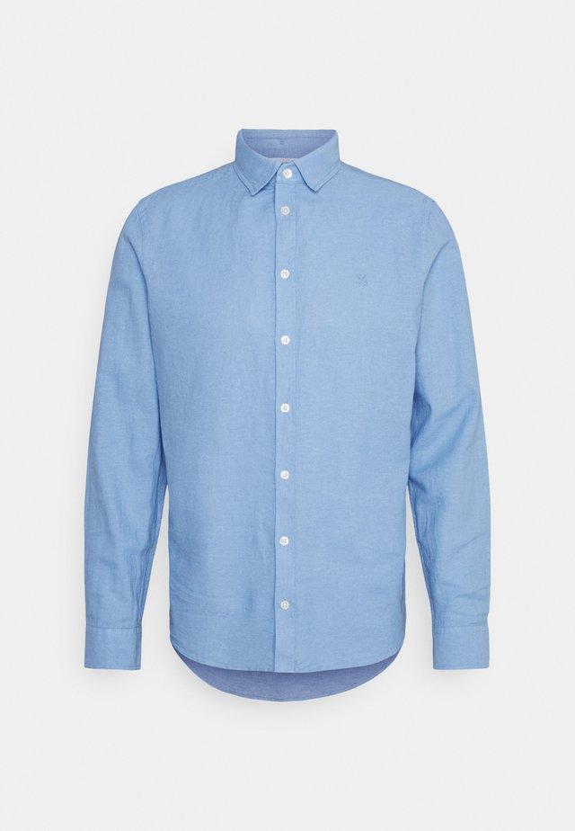 ANTON DETACHABLE COLLAR - Camicia - della robbia blue