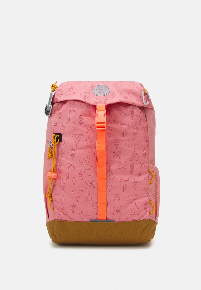 BIG BACKPACK ADVENTURE UNISEX - Tagesrucksack - rose