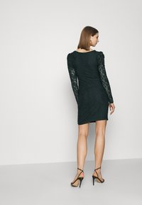 ONLY - ONLPOULA DRESS - Shift dress - scarab - 2