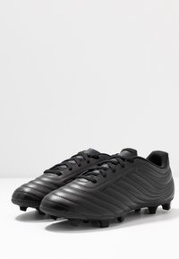 adidas Performance - COPA 20.4 FG - Moulded stud football boots - core black/dough solid grey - 2