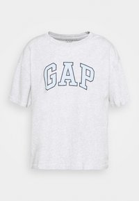 GAP - EASY TEE - Print T-shirt - grey - 0