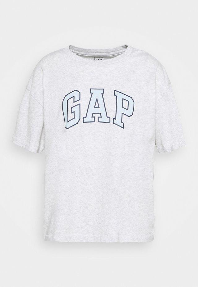 EASY TEE - T-shirts print - grey