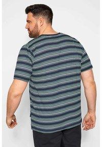 BadRhino - Print T-shirt - blue - 2