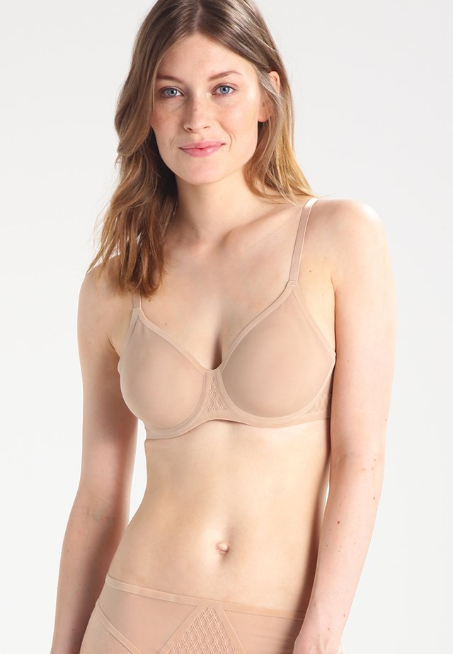 SECOND SKIN - T-shirt bra - skin