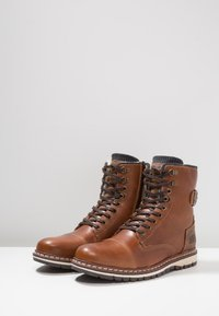 Bullboxer - Lace-up ankle boots - tano - 2