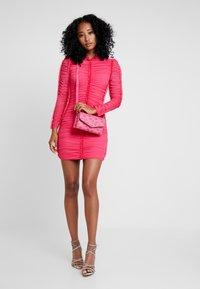 Club L London - Day dress - hot pink - 2
