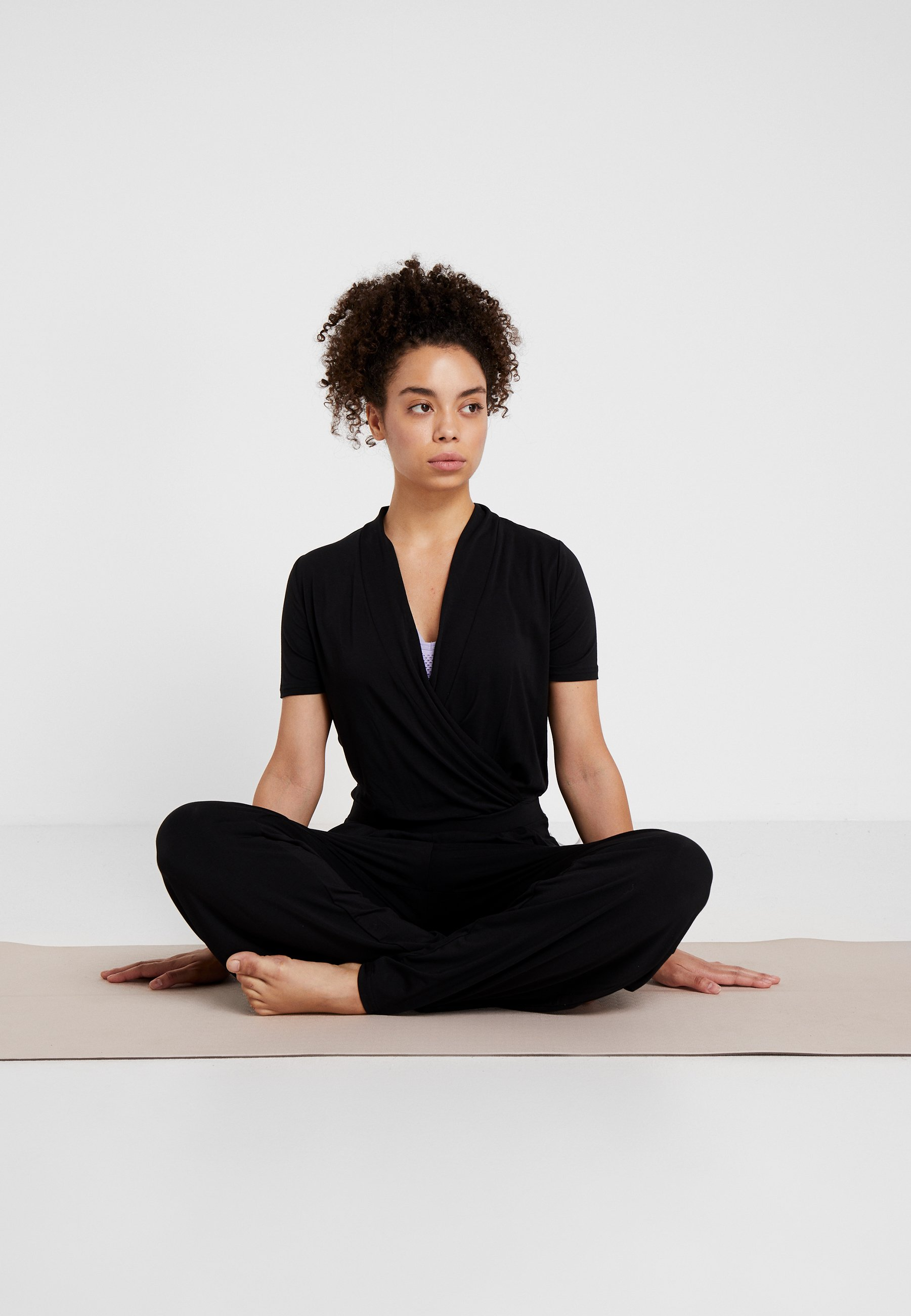 Perfect New And Fashion Women's Clothing Curare Yogawear JUMPSUIT Gym suit black sPvD7yNbU a0YKPemEt