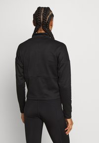 The North Face - W ACTIVE TRAIL MW 1/4 ZIP - Sweatshirt - black - 2