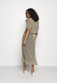 Lindex - SKIRT CLAUDIA - A-line skirt - black - 2