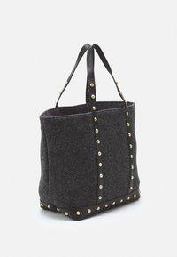 Vanessa Bruno - CABAS - Shopping bag - anthracite - 1