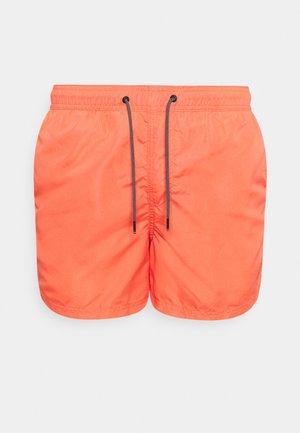 JJIBALI JJSWIM SOLID - Swimming shorts - hot coral